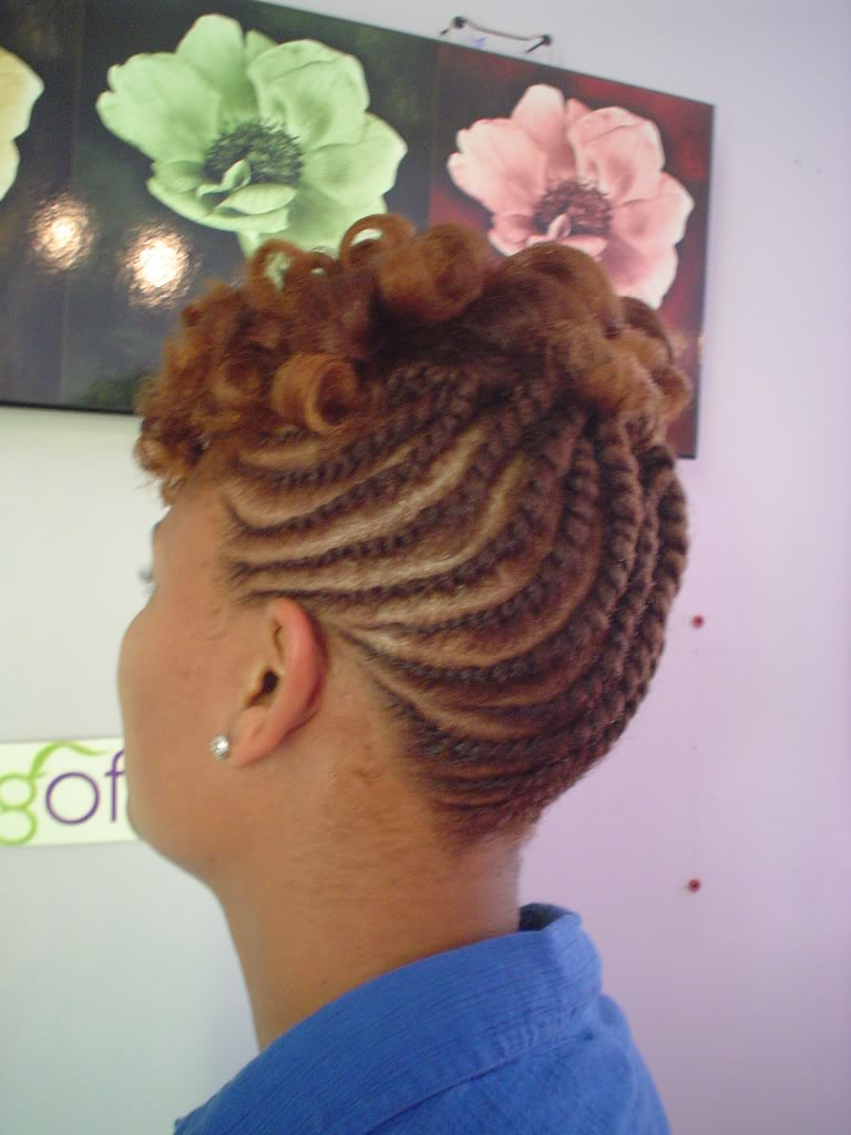 Smoking Hot Protective Hairstyles For Natural Hair